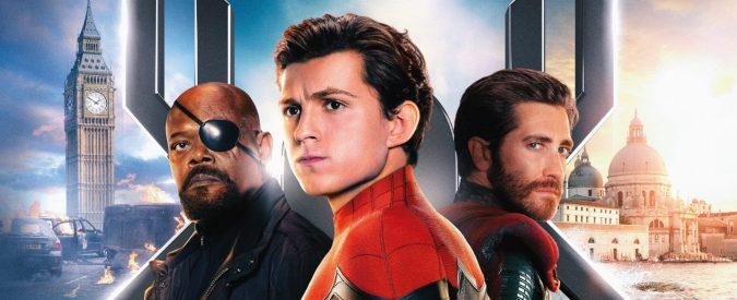Spider-man: Far from home, il nuovo Uomo Ragno torna ragazzo. E non può più fidarsi di nessuno