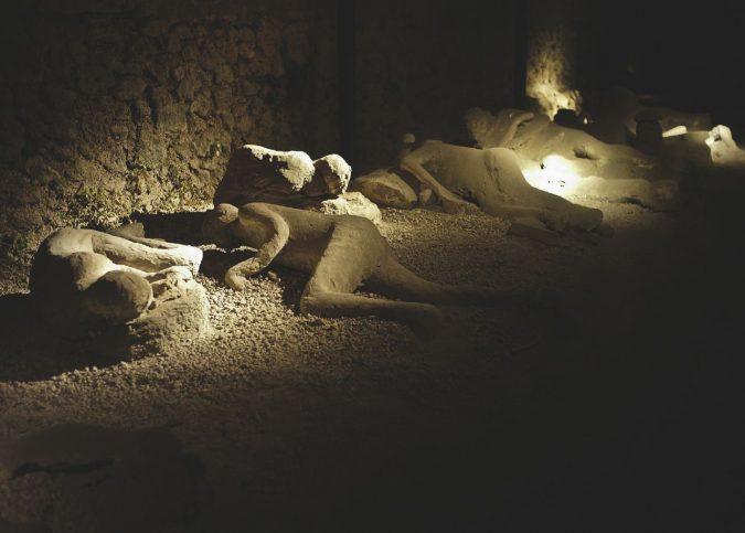 Ladri di passato: Pompei va a ruba