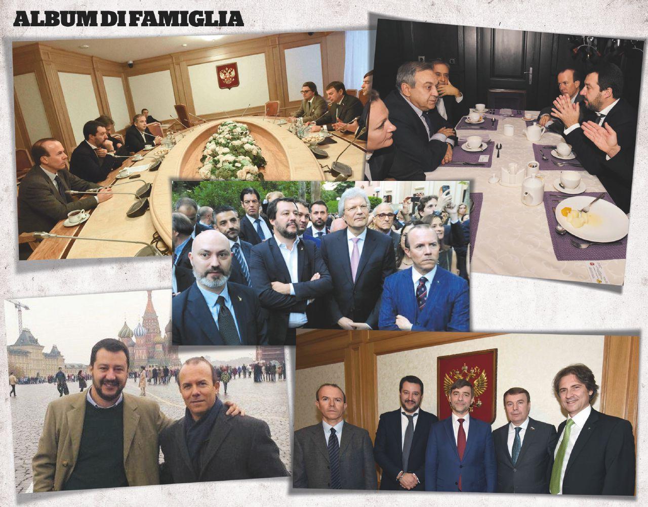 In Edicola sul Fatto Quotidiano del 13 Luglio: Scandalo Russia. Il vicepremier non chiarisce