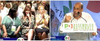 """Pd, il messaggio di Zingaretti a Renzi: """"No al protagonismo di un leader. Porta alla solitudine e alla sconfitta"""""""