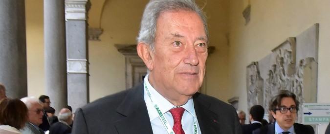 Augusto Fantozzi, morto a Roma il tributarista che fu ministro e commissario di Alitalia