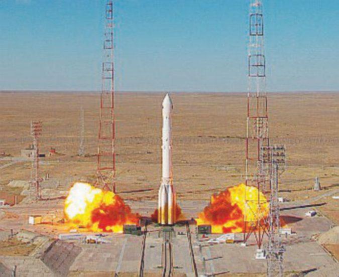 Spazio, la Russia lancia Spektr-Rg, alla ricerca dell'energia oscura
