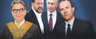 """Fondi Lega dalla Russia, Conte: """"Alla cena con Putin Savoini invitato dall'uomo di Salvini"""""""