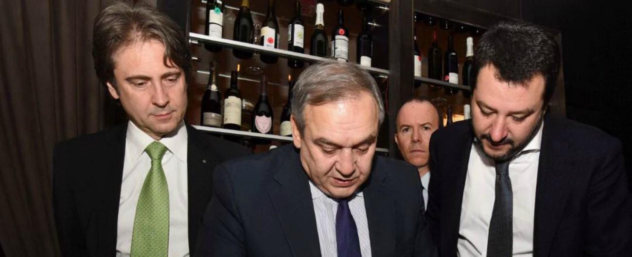 Fondi russi alla Lega, l'inchiesta per corruzione accelera: pm e Finanza pronti a sentire Savoini, Meranda e D'Amico