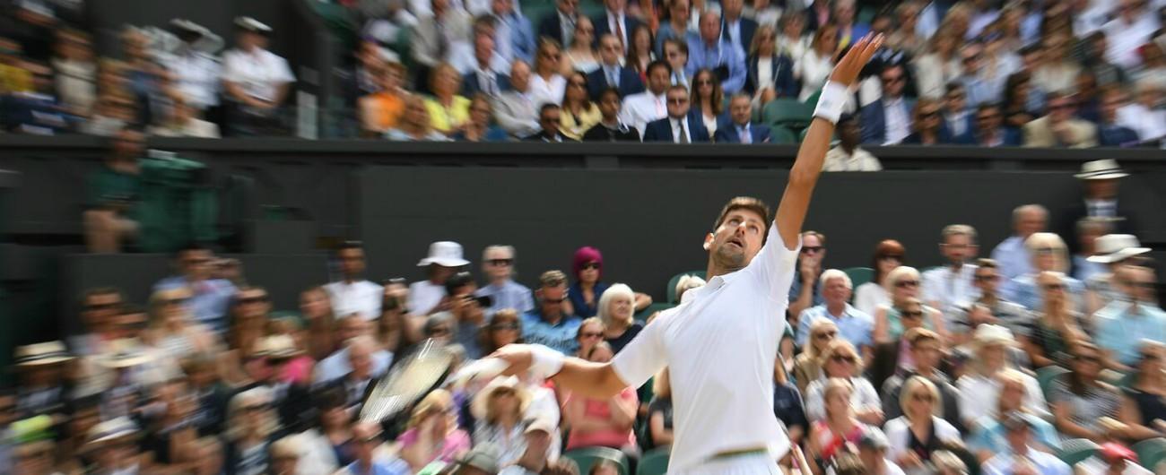 Wimbledon, una finale indimenticabile: Federer oltre ogni limite, ma Djokovic è più cinico nei momenti che contano