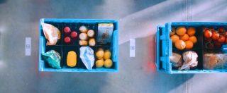 Magazzino robotizzato per consegnare alimentari in 1 ora nelle grandi città