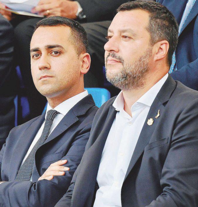 """La sfida di Di Maio a Salvini """"Risponda al Parlamento"""""""
