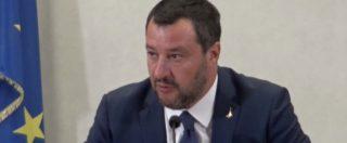 """Salvini incontra parti sociali: """"Non voglio sostituirmi a nessuno"""". Ma provoca M5s su rifiuti, Tav e salario minimo"""