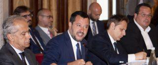 """Conte: """"Salvini deve riferire in Aula su fondi russi? Perché no"""". Salvini: """"Attacchi da M5s, la mia pazienza ha un limite"""""""