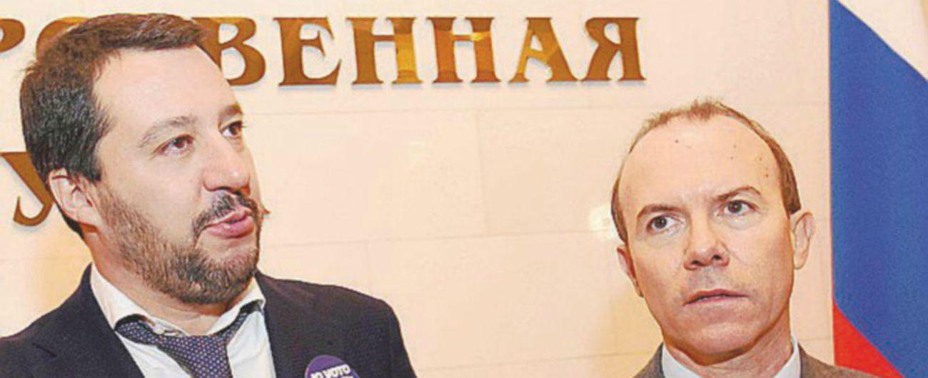 Lega-Russia, Savoini interrogato dalla procura di Milano: non risponde ai pm