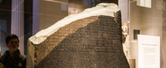 Stele di Rosetta, ecco come abbiamo imparato a leggere i geroglifici dell'antico Egitto