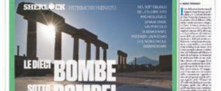 MediaPart rilancia la nostra inchiesta sulle bombe a Pompei