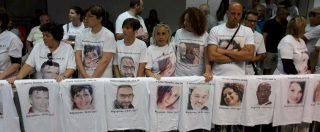 """Rigopiano, udienza preliminare rinviata al 27 settembre. Protestano familiari delle vittime: """"Aspettiamo da 2 anni e mezzo"""""""