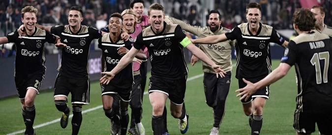 De Ligt, De Jong, ecc: ecco come nascono i talenti dell'Ajax. Sin da bambini studiano tecnica, intuito, personalità e velocità