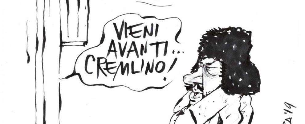 La vignetta di Mora