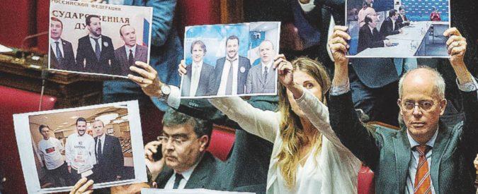 Il Capitano poco coraggioso non riferisce in Parlamento
