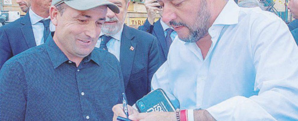 Attentato a Salvini: l'inchiesta lo smentisce