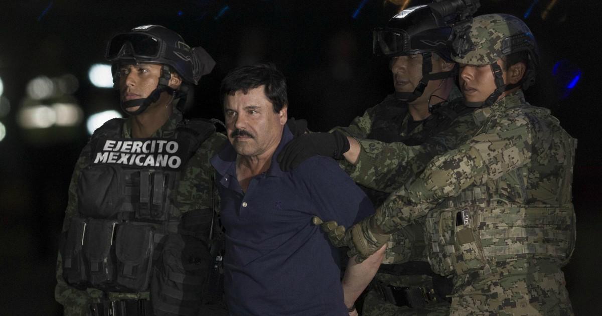 Joaquin El Chapo Guzman condannato all'ergastolo dalla corte di New York. Agli Usa 12,6 miliardi di dollari di risarcimento