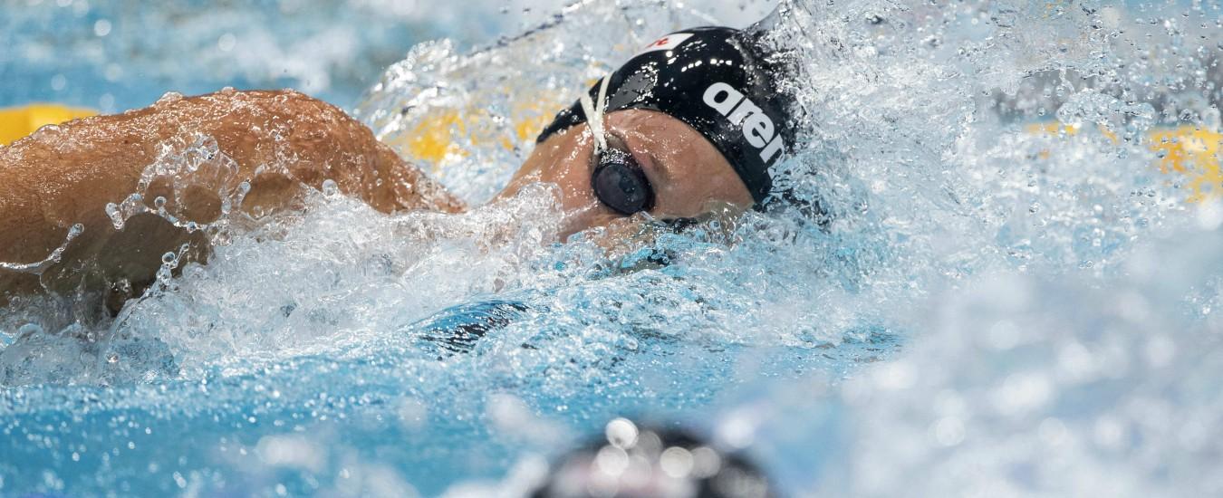 Nuoto, Roma si candida ad ospitare gli Europei 2022. L'atto di Giunta approvato a 10 anni dal flop dei Mondiali 2009