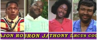 Otto sotto un tetto, i protagonisti sono Lebron James e i compagni dei Lakers: il video della sigla è un capolavoro