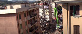 """Ponte Morandi, la denuncia degli abitanti dopo l'implosione: """"Viviamo all'interno del cantiere, si rispettino le norme"""""""