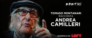 """Eretici, su Loft l'omaggio di Tomaso Montanari ad Andrea Camilleri: """"Un intellettuale impegnato e anticonformista"""""""