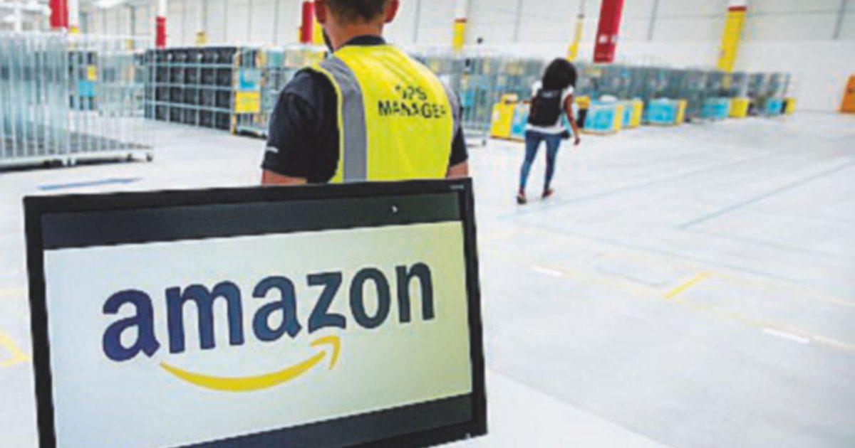 Vantaggi grazie ai dati: si indaga su Amazon