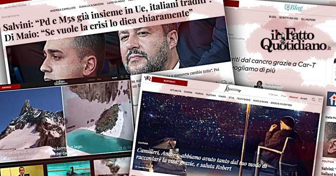 La solidarietà dei cdr de Il Fatto Quotidiano e Ilfattoquotidiano.it ai colleghi di Askanews e Poligrafici editoriale