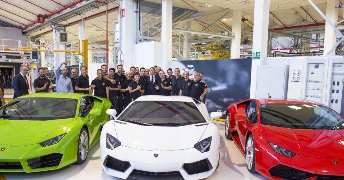 Lamborghini, nel nuovo contratto aziendale più premi economici, permessi per i genitori e norme contro sessismo e omofobia