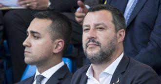 """Governo, Salvini: """"Pd-M5s già insieme in Ue"""". Di Maio: """"Se vuole la crisi lo dica chiaramente"""" La replica: """"Persa fiducia, anche personale"""""""