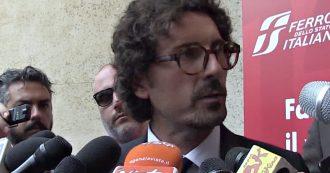"""Ue, Toninelli: """"Mancato voto a von der Leyen? Lega si è messa in posizione di svantaggio"""""""
