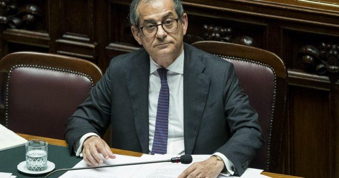 """Crisi di governo, Tria: """"Conti in ordine, su legge di bilancio e Iva si può stare tranquilli"""""""