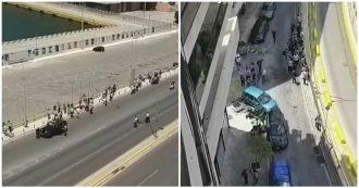 Atene, forte scossa di terremoto in Attica: paura nella capitale greca e persone in strada