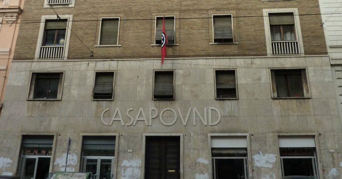 """Casapound, dopo 10 anni il Demanio presenta esposto su palazzo occupato a Roma. Inizia l'iter per sgombero. Raggi: """"Finalmente"""""""