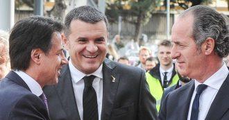 """Autonomia, governatori di Lombardia e Veneto contro il premier Conte. Zaia: """"Ci ha preso in giro"""". Fontana: """"Così non firmo"""""""