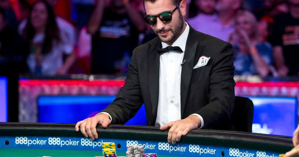 Poker, Dario Sammartino è vicecampione del mondo. E la fortuna non c'entra