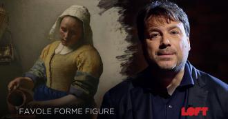 Favole Forme Figure, su Loft quattro lezioni d'arte con Tomaso Montanari: Caravaggio, Veermer, Velázquez e Michelangelo