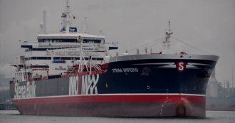 """Iran, sequestrata nave britannica nello stretto di Hormuz. Usa: """"Escalation violenza"""". Londra riunisce il comitato Cobra"""