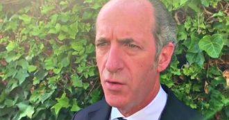 """Autonomia, Zaia furioso con Conte e M5s: """"I veneti ne hanno le tasche piene, misura è colma"""""""