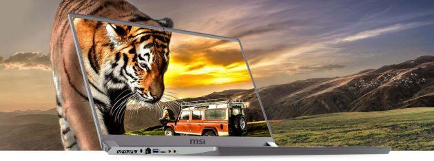 MSI Prestige P75 Creator è il notebook per i professionisti