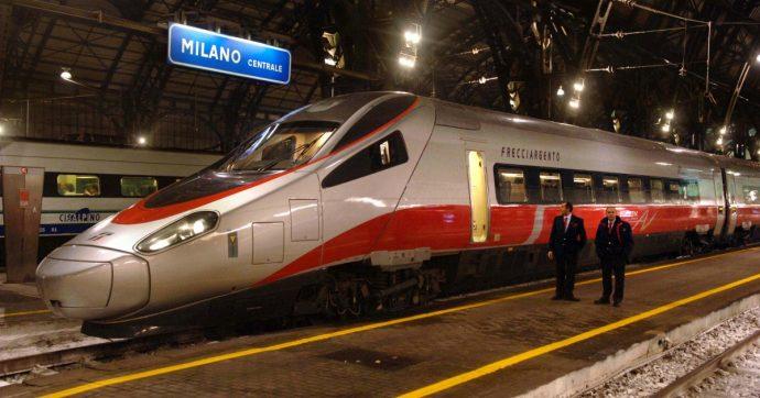 """Federconsumatori denuncia: """"I treni Pescara-Milano cambiano solo nome. Identici tempi di percorrenza e prezzi aumentati"""""""