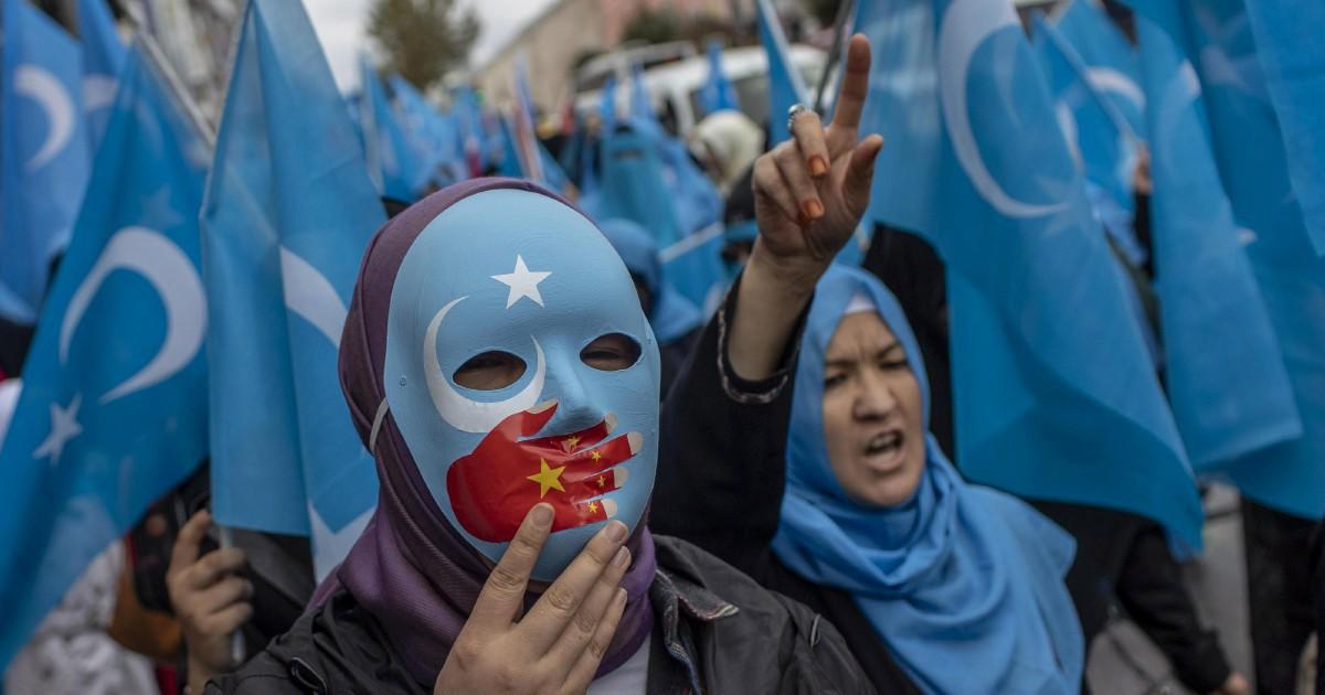 Altro che fratellanza Uiguri, la Cina li interna l'Islam fa finta di nulla