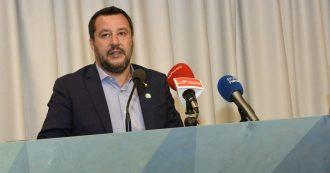 """Bibbiano, Salvini dà la colpa al Pd: """"Che schifo la sinistra che fa business sui bambini"""". I democratici: """"Il Tg2 ci diffama"""""""