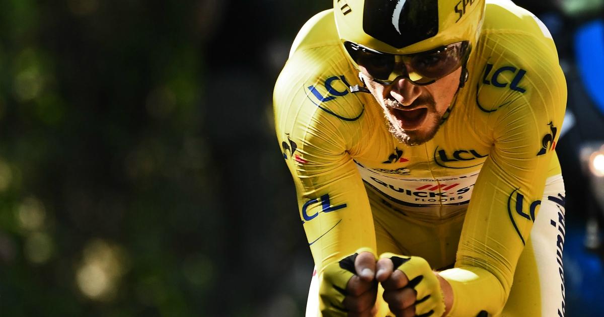 Tour de France, Alaphilippe è andato oltre il miracolo. E con lui la Francia torna a sognare