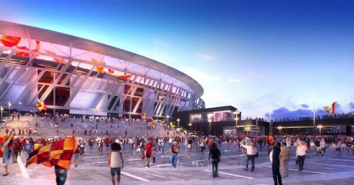 """Stadio della Roma, il Campidoglio revoca la delibera di interesse pubblico. Raggi: """"Ora guardiamo ad un nuovo progetto"""""""