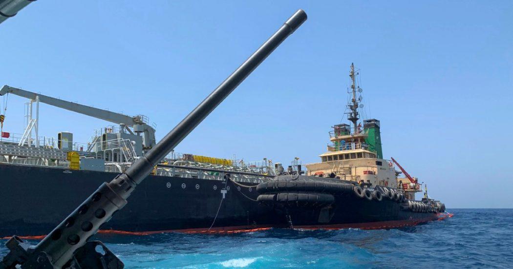 Vendetta dei Pasdaran: sequestrata petroliera Gb