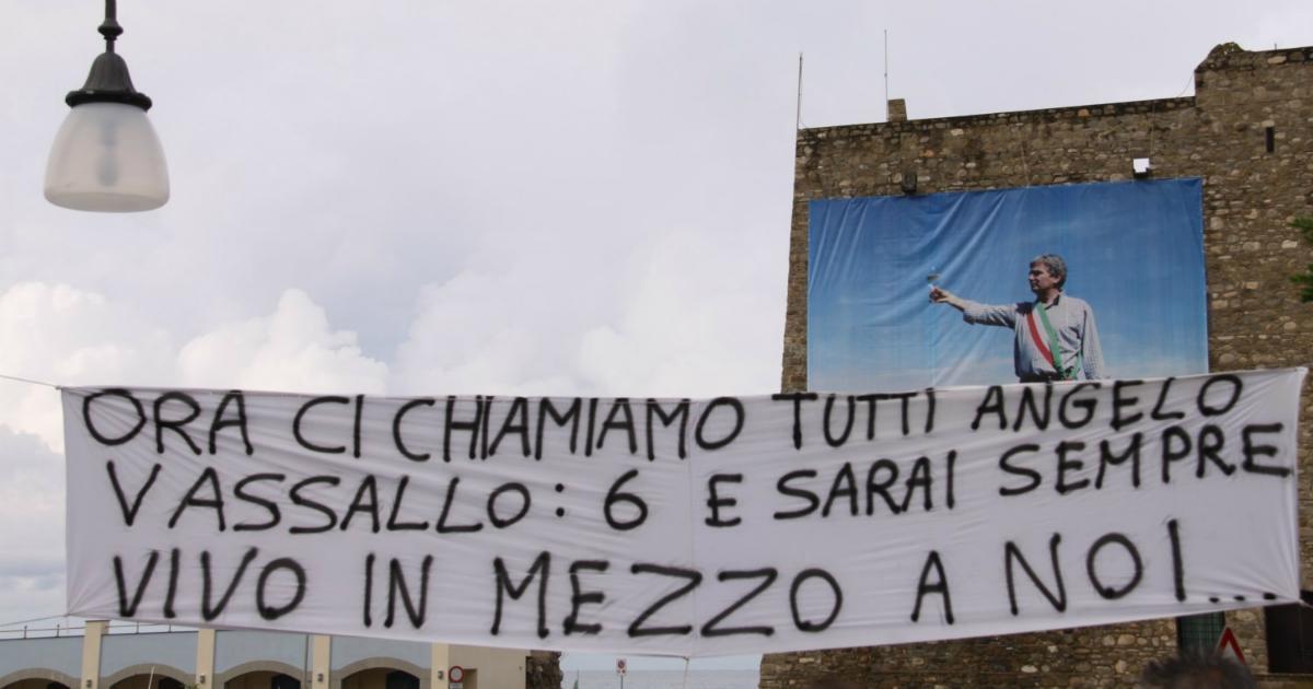 Angelo Vassallo, nove anni dopo continuiamo a chiedere verità e giustizia