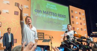 """Renzi: """"Non mi occupo più di Pd. Zingaretti pensi a Salvini e non a me. Errore sfiduciare Faraone e non il vicepremier della Lega"""""""