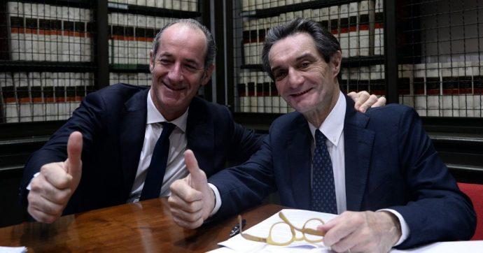 """Zaia e Fontana scrivono a Conte: """"Ci ha ferito. Autonomia sia vera, non pannicello caldo"""". Chigi: """"I toni sono cambiati"""""""