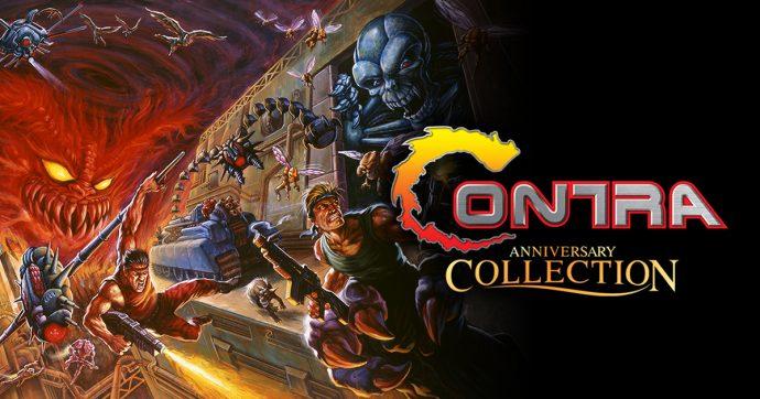 Contra Anniversary Collection, un tuffo nel passato di una delle più celebri serie di Konami